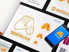Logo Design Inspiration — Fitness App Branding by Ramotion