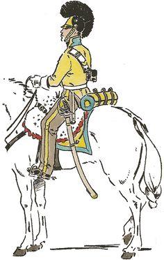 Dragones de Granada 1808