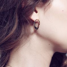 Gabriela Artigas Online Store - Mitre Earrings, $1,100.00 (http://www.gabrielaartigas.com/mitre-earrings/)