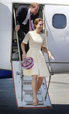 Traveling William & Kate