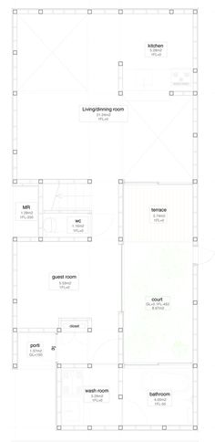 38 best 3d plans section elevation images on pinterest plan malvernweather Gallery