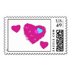 Add stamps to all your different types of stationery! Find rubber stamps and self-inking stamps at Zazzle today! Ink Stamps, Self Inking Stamps, Postage Stamps, Nana Gifts, Stationery, Hearts, Papercraft, Paper Mill, Stamps