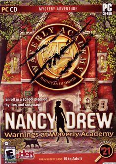 Nancy Drew: Warnings at Waverly Academy Windows