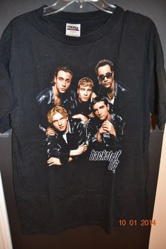ff4ae6a3 9 Best Bsb images | Backstreet boys shirts, Band outfits, Boys t shirts