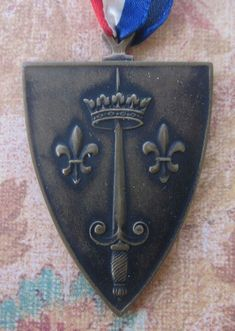 Joan of Arc's coat of arms, and my next tattoo :)