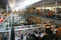 Biblioteca del Campus de Montilivi (UdG)
