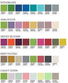 Шпаргалка. Как сочетать цвета в одежде - Make Your Style
