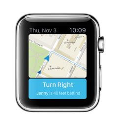 How Your Favorite Apps Will Look On The Apple Watch THE DIGITAL AGENCY HUGE ENVISIONS HOW UBER, INSTAGRAM, FOURSQUARE, AND OTHER MAJOR APPS MIGHT WORK ON THE APPLE WATCH.
