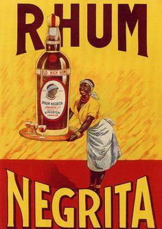 Negrita comme ... négresse . Et pour le rhum blanc, on fait quoi ?