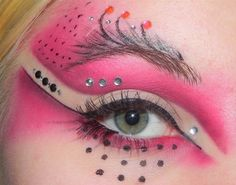 Fun Eye Make-Up