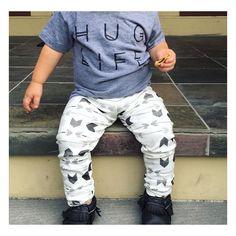 Organic cotton leggings, baby leggings, toddler leggings