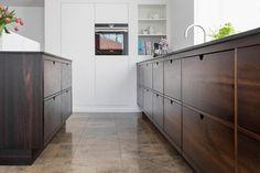 Frederiksberg - Snedkeriet KBH Kitchen Cupboards, Outdoor Decor, Kitchens, Design, Home Decor, Kitchen Cabinets, Kitchen Maid Cabinets, Kitchen, Interior Design