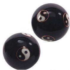 Ying Yang Health Balls