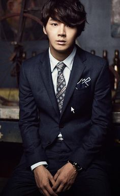 yoon shi yoon --- Shoot for T.I FOR MEN (August 2011)