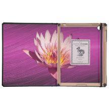 Lotus Cases For iPad