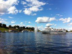 https://flic.kr/p/cDTD2u | Lappeenrannan risteilyt (Cruises on the Lake Saimaa) | Risteilyt ovat paras tapa tutustua Saimaan lumoaviin maisemiin. Risteilyalukset liikennöivät saaristossa sekä Saimaan kanavalla ja niillä pääsee aina Viipuriin saakka. A cruise is an excellent way to admire the unique views of the Saimaa area, relax in good company and enjoy an unforgettable holiday. Numerous available cruises take you around local routes or all the way to Vyborg. www.gosaimaa.com…