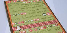 DIY christmas cards #meanandmagic