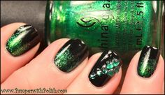 Pamper with Polish St.Patricks day