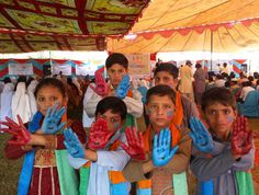 Children Painting, Painting For Kids, Hand Washing, Pakistan, Healthy Living, Hands, History, Twitter, Day