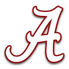 10 Reasons People Hate the Alabama Crimson Tide Logo de football de l'Alabama Crimson Tide Alabama Logo, Alabama Crimson Tide Logo, Alabama Vs, Crimson Tide Football, University Of Alabama, Roll Tide Alabama, Alabama College Football, Miami Football, Football Season