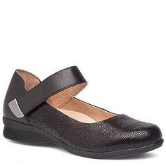 NEW Spring 2017: Dansko Audrey Leather Gold Shoe