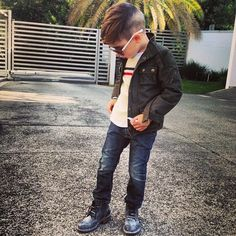 Corbyn hair and style from this Alonso Mateo.
