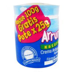 CREMA ARRURRÚ X 100 GRAMOS Y LLEVE 125 GRAMOS 05278