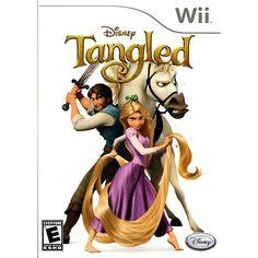 Tangled - Nintendo Wii