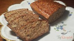 Magvas-hagymás kenyér liszt nélkül