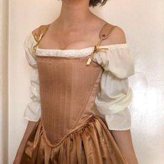 Renaissance Fair Costume, Renaissance Dresses, Old Fashion Dresses, Fashion Outfits, Fashion Ideas, Fashion Tips, Pretty Outfits, Pretty Dresses, Estilo Jeans