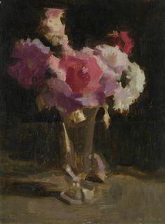 Flowerpiece - Max Meldrum