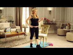 ▶ Tracy Anderson The Pregnancy Project 08 - YouTube