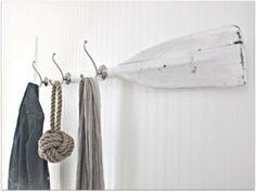 10 DIY Amazing Coat RacksModern Home Interior Design