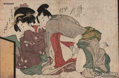 Shunga a arte japonesa onde o sexo é prazer e não pecado   Erotismo   BelaDona  