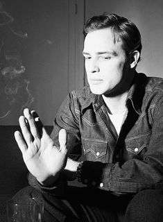 Marlon Brando, photo by Margaret Bourke-White, 1952 Marlon Brando, Documentary Photographers, Female Photographers, Nebraska, Don Corleone, Divas, Margaret Bourke White, Guys And Dolls, Don Juan