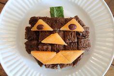 Pumpkin faces with #FunBites!