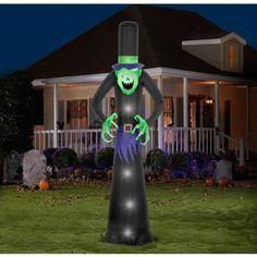 12 airblown inflatables giant blood shot monster halloween decoration walmartcom