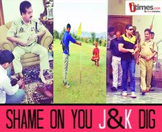 In a shocking revelation the son of J&K top cop has shared pics in which he purportedly brags about the privileges given by the government to his father. Your take