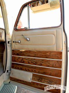 Aftermarket Vw New Beetle Door Panels — Scherergallery Panels 1952 Chevy Truck, Chevy Pickup Trucks, Chevy Pickups, Chevrolet Trucks, Custom Car Interior, Truck Interior, Interior Door, Automotive Upholstery, Car Upholstery