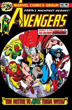 Avengers (1963-1996) #146