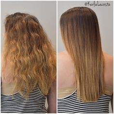 You can't go wrong with a Keratin Complex Smoothing Treatment!! Through July & August @shab15 and I are offering a #summer discount on this service! DM or text me at 985-640-0224 for details!