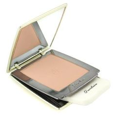 Guerlain Face Care, 9 ml Parure Compact Foundation with Crystal Pearls SPF20 - # 14 Rose Intense for Women -  Contains crystal pearls in the composition of powder foundation,Allows light to filter to surface of skin,Reveals texture  hides imperfections,Broadly protects skin from harmful sun rays,Leaves complexion smooth  radiantly beautiful, Buy Guerlain Face Care, 9 ml Parure Compact...