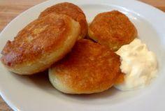 Оладьи на молоке без яиц / Простые рецепты