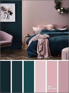 176+ beautiful bedroom color schemes ideas 11 ~ mantulgan.me  #beautiful #bedroom #color #ideas #mantulgan #schemes
