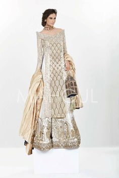 Mughal Casual Wear Winter Dresses 2015 For Ladies (2)