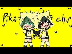 ~Pikachu Meme~ Gacha Life ~ My Hero Academia ~ Diy Pokemon Cards, Life Video, My Hero Academia, Pikachu, Memes, Youtube, Anime, Meme, Cartoon Movies
