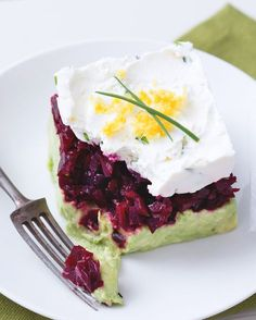 Tartare di barbabietola e avocado: chi lo ha detto che la tartare non può essere vegetariana? Provala subito!  [Beet and avocado vegetarian tartare]