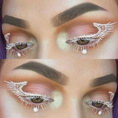 What kind of wing liner should I do | WEBSTA - Instagram Analytics