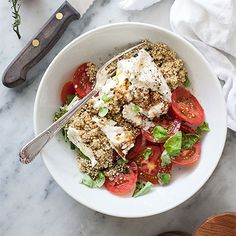 10 Delicious, Super-Healthy Pasta Salads:When you love salads, but are tired of lettuce, you turn to whole grains to add bulk. These ten dishes feature seasonal produce, flavorful herbs and light dressings. All can serve as a side, and most can be eaten as a meal when paired with chicken, fish or tofu.