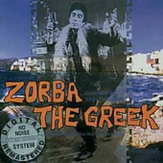 Various Artists - Zorba The Greek (Original Soundtrack) [New CD] Germany - Impor What A Wonderful World, Alan Bates, Zorba The Greek, Making A Movie, Music Like, We Movie, Royalty Free Music, Cult Movies, Great Team